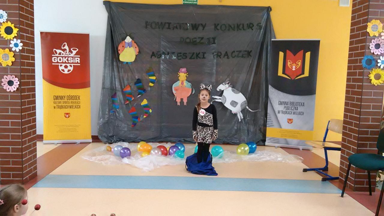 Gbp Dzieci Recytowały Wiersze Agnieszki Frączek